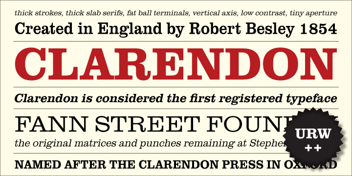 Clarendon Font Free Download Mac