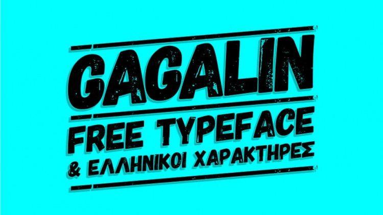 Descargar Gagalin Font OTF, TTF